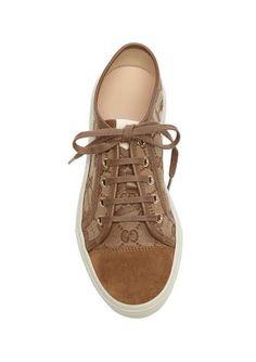 Gucci tennis shoes. Cute!