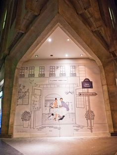 hugo boss store front concept - Hugo Boss' latest storefront concept will surely woo your hearts as you enter its storybook wonderland. Imagine yourself in a typical Parisia...