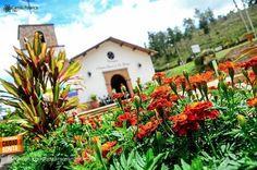 La Mesa de los Santos, vista por Camilo Andrés Polanco (http://on.fb.me/1H8BoZB) espectacular foto !!! #bucaramangabonita