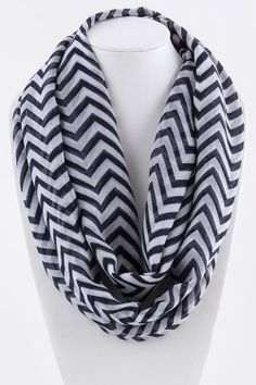 Charmed Details Boutique Infinity Scarf Giveaway at Mommy Life After PhD. Ends March My Boutique, Fashion Boutique, Chevron Infinity Scarves, Nautical Outfits, Navy Chevron, Classy And Fabulous, Fashion Lookbook, Adidas Men, Navy And White