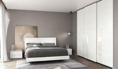 camere matrimoniali vitality DREAM Bianco Lineare