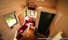 Earthsong Eco Community Tiny House 02   New Zealand Woman Lives Simply in 121 Sq. Ft. Tiny House
