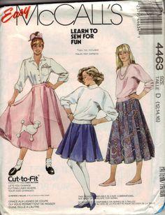 McCalls Patterns For Girls