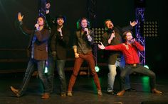 MUSIC PHOTOS   Home Free at the Ames Center image 1 Home Free Music, Home Free Band, Home Free Vocal Band, Country Men, Country Girls, Stephanie Cook, Shot Photo, Crazy Life, Music Photo