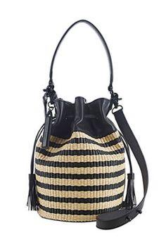 Loeffler Randall Industry Bag, $295;