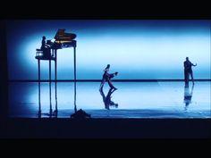 最近はタブレットでバレエをみています・・