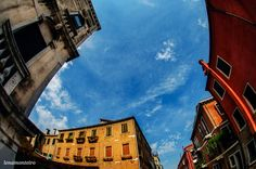 The world turns. Venice Italy, Europe, Clouds, World, Outdoor, Outdoors, The World, Outdoor Games, The Great Outdoors