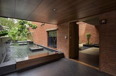 Gallery of Brick House / A for Architecture - 3