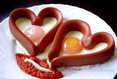 Breakfast for lovers