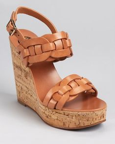 9a65fc19af2bb3 Tory Burch Sandals - Calyca Wedge Shoes - Wedges   Platforms -  Bloomingdale s
