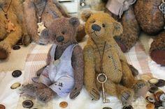 Авторские игрушки Татьяны Самотошиной - TEDDYBAR TOTAL. Мюнстер 14-15 апреля 2012 / часть 1