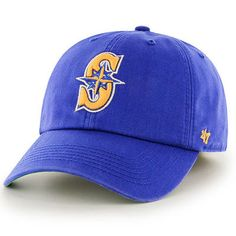 Seattle Mariners '47 Franchise Fitted Hat - Royal