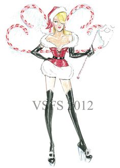 victoria's secret fashion show and sketches 2010 Jane Kennedy, Angel Sketch, Fashion Tape, Vs Fashion Shows, Calendar Girls, Girl Sketch, Pink Love, Vs Pink, Victoria Secret Fashion Show