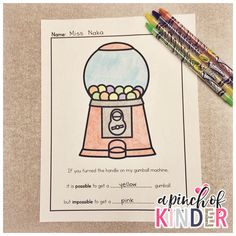 Hi friends! I'm super excited to share how I taught probability to my class this year! In the past I was always scrambling around o...