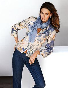 Blazer, pure linen | Madeleine Fashion