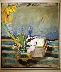 Richard Diebenkorn Untitled (Still Life with Iris, 1956