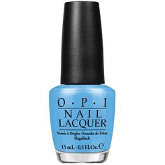 OPI Nail Polish available in over 250 shades. Luxuriate in OPI AvoJuice lotions. Perfect manicures with OPI AvoPlex products. Nail Lacquer, Pink Nail Polish, Opi Polish, Blue Nail, Nailed It, Opi Nail Colors, Color Nails, 7 Places, Opi Nails