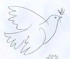 pomba da paz desenho - Pesquisa Google