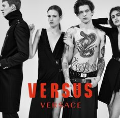 VERSUS VERSACE FALL 2015 campaign