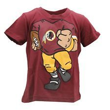 Washington Redskins Official NFL Apparel Kids Infant Toddler Size T-Shirt  New FREE SHIPPING   FREE RETURNS! 330a8ece7