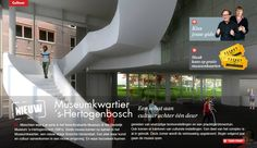 Museumkwartier 's-Hertogenbosch: een schat aan cultuur achter één deur