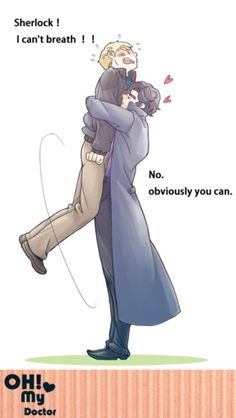 Yes, please! I <3 JohnLock so much