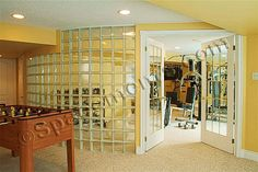 Finished Basement Design and Remodeling Projects by Spacements, Inc.