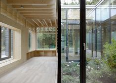 Woodland Nursery by Kraus Schoenberg Architects