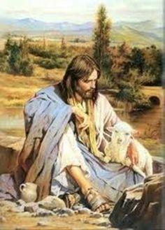 God and Jesus Christ Jesus Pastor, Jesus Our Savior, Jesus Art, Jesus Is Lord, Images Of Christ, Pictures Of Jesus Christ, Religious Pictures, Religious Art, Image Jesus
