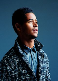 """Alfie enoch. I love his British  accent! You can't tell he has one while watching """"How to get away with Murder"""""""