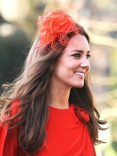 Posh Paper Hats for a Royal Wedding (on TV) - Radmegan