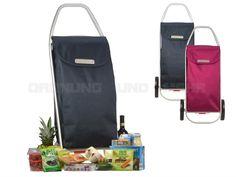 Rolser COM 8 - Einkaufstrolley Einkaufsroller Einkaufswagen Shopping Trolley - 2 Farben