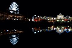 Reflection - V&A Waterfront