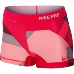 Nike Women's 2.5 inch Compression Shorts