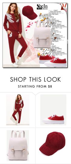 """shein 6"" by woman-1979 ❤ liked on Polyvore"
