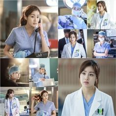 ' Doctor Strangers ' Kang So-Ra as Oh Soo-Hyun #kdrama