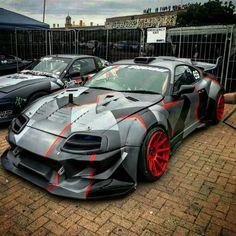 Luxury Sports Cars, Sport Cars, Toyota Supra, Toyota Celica, Custom Muscle Cars, Custom Cars, Custom Bikes, Carros Lamborghini, Matte Black Cars