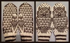 Bilderesultat for strikke diagram Knitted Mittens Pattern, Knit Mittens, Knitted Gloves, Knitted Bags, Knitting Charts, Knitting Patterns, Crochet Patterns, Big Knit Blanket, Big Knits
