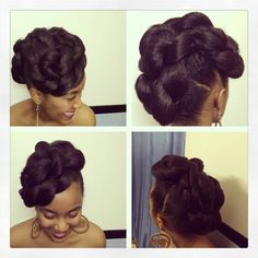 Nk Naturals: 5 Protective Styles to try this winter.