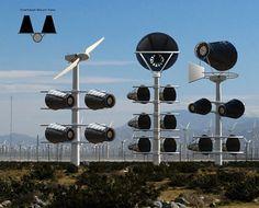 89 Year Old Man Develops Bladeless Bird-Friendly Wind Turbine