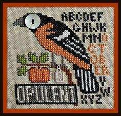 Hinzeit - Birds Eye - Opulent October – Stoney Creek Online Store