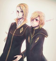 Noblesse Kertia brothers by fran-666 on DeviantArt