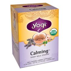 Yogi Calming Tea ** Check this awesome product by going to the link at the image. Note: It's an affiliate link to Amazon.
