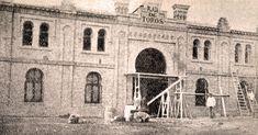 Plaza de Toros de Tetuán de las Victorias. Monografía geográfico-histórica de Chamartín de la Rosa - Portal Fuenterrebollo