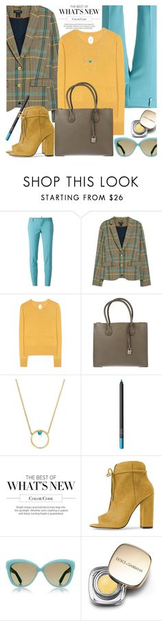 """""""The Best of What's New for Fall"""" by brendariley-1 ❤ liked on Polyvore featuring Dsquared2, Jardin des Orangers, Michael Kors, ZoÃ« Chicco, NARS Cosmetics, Linda Farrow, Dolce&Gabbana and fallfashion"""