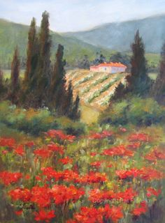 Beyond the Poppies by Pat Fiorello