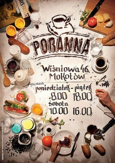 PORANNA cafe by Paweł Jan Nowak on Inspirationde on imgfave