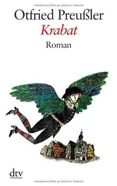 Krabat: Roman von Otfried Preußler http://www.amazon.de/dp/3423252812/ref=cm_sw_r_pi_dp_4uAgub0N6ZHYK