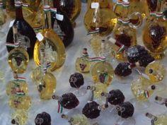 Balatonlelle Weinfest / Wein in Flaschen