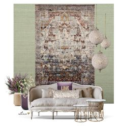 """""""Interior"""" by lenadecor ❤ liked on Polyvore featuring interior, interiors, interior design, home, home decor, interior decorating, Ballard Designs, Ethan Allen, Pier 1 Imports and applicata"""